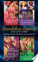 scandalous regency secrets collection mills boon e book collections