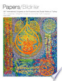 Papers of VIIIth International Congress on the Economic and Social History of Turkey
