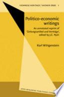 Politico Economic Writings