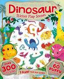 Dinosaur Sticker Play Scenes
