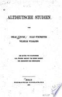 Altdeutsche Studien