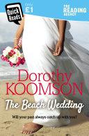 The Beach Wedding by Dorothy Koomson