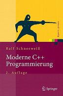 Moderne C++ Programmierung