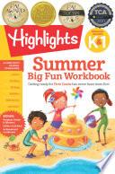 Summer Big Fun Workbook Bridging Grades K   1 Book PDF