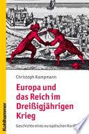 Europa und das Reich im Dreissigjährigen Krieg