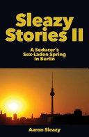 Sleazy Stories Ii