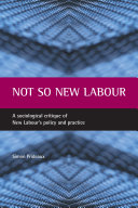 Not so New Labour