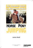 Horse   Pony Jumping