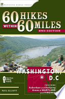 60 Hikes Within 60 Miles  Washington  D C