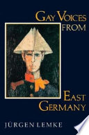 Gay Voices from East Germany