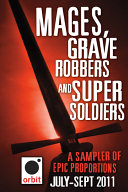 download ebook mages, grave-robbers, and super-soldiers (a sampler of epic proportions) pdf epub