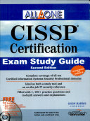 Cissp Certification All In One Exam Study Guide