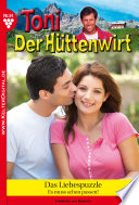 Toni der Hüttenwirt 91 – Heimatroman