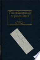 The Pathogenesis Of Pancreatitis