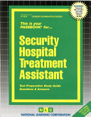 Security Hospital Treatment Assistant