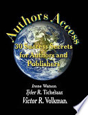 Authors Access