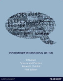 Influence  Pearson New International Edition