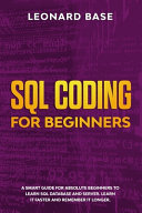 Sql Coding For Beginners
