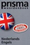 Nederlands Engels