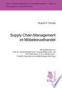 Supply Chain Management im Möbeleinzelhandel