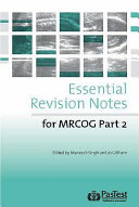Essential Revision Notes for Part 2 MRCOG