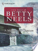 Ebook A Matter of Chance Epub Betty Neels Apps Read Mobile