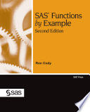 Ebook SAS Functions by Example, Second Edition Epub Ron Cody, EdD Apps Read Mobile