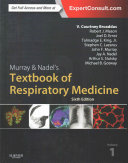 Murray Nadel S Textbook Of Respiratory Medicine book