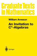 An Invitation to C  Algebras Representations On Hilbert Spaces We Have Tried