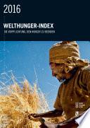 Welthunger-Index 2016