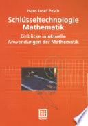 Schl  sseltechnologie Mathematik