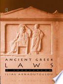 Ancient Greek Laws