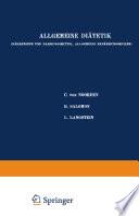 Handbuch der Ern  hrungslehre