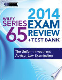 Wiley Series 65 Exam Review 2014   Test Bank