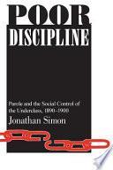 Poor Discipline