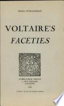 Voltaire s Fac  ties