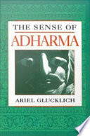 The Sense of Adharma