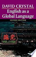 English as a Global Language
