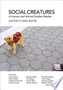 Social Creatures book