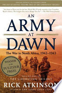 An Army at Dawn Book Cover