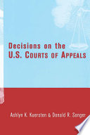 Decisions On The U S Courts Of Appeals