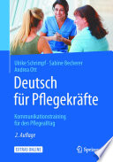 Deutsch f  r Pflegekr  fte