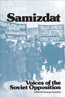 Samizdat  Voices of the Soviet Opposition Book PDF