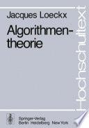 Algorithmentheorie