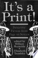 It S A Print  book