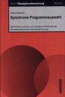 Synchrone Programmauswahl