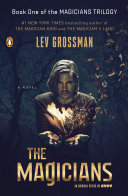 cover img of The Magicians