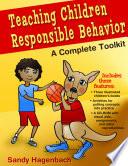 Teaching Children Responsible Behavior