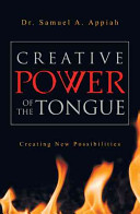 Creative Power of the Tongue