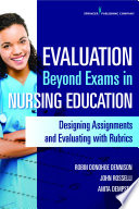 Evaluation Beyond Exams in Nursing Education